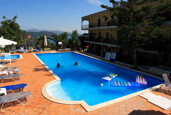 Bella vista Apart-Hotel Parga Greece