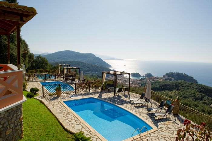 Apolis Villas Parga Greece
