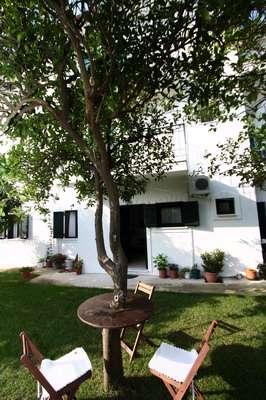 Matina house Parga Greece ground floor studios & apartment